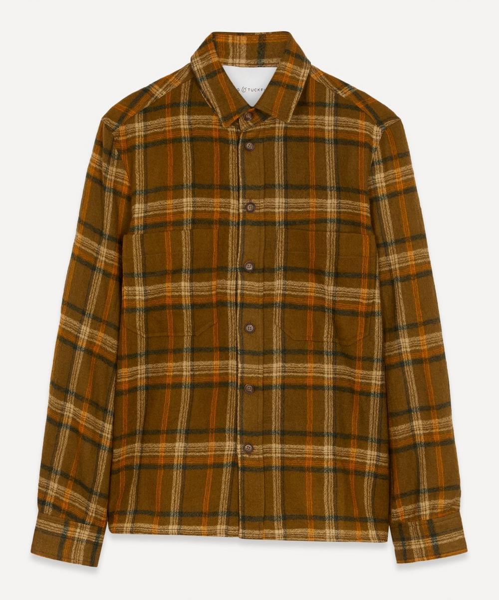King & Tuckfield - Check Overshirt