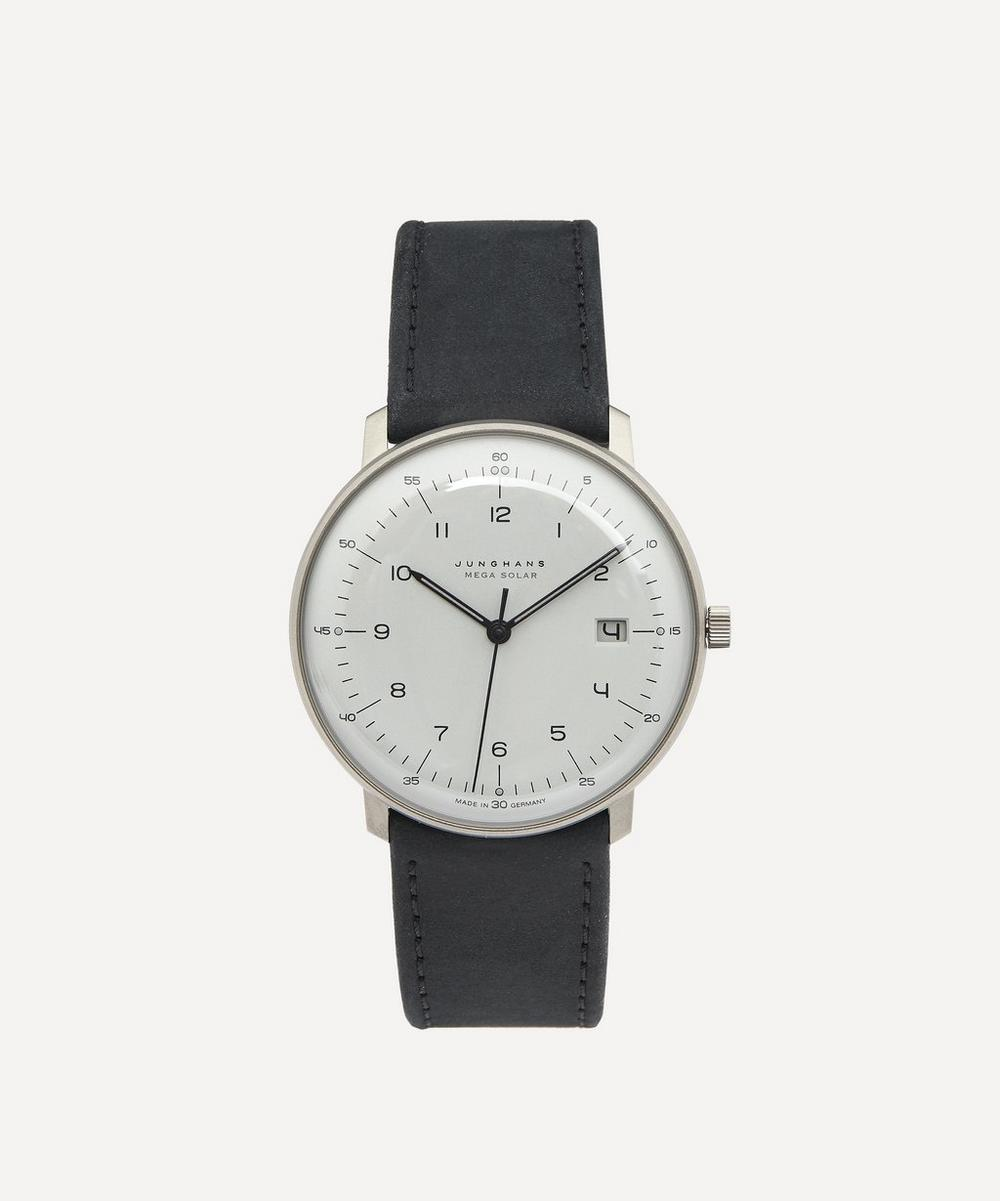 Junghans - Max Bill MEGA Solar Watch