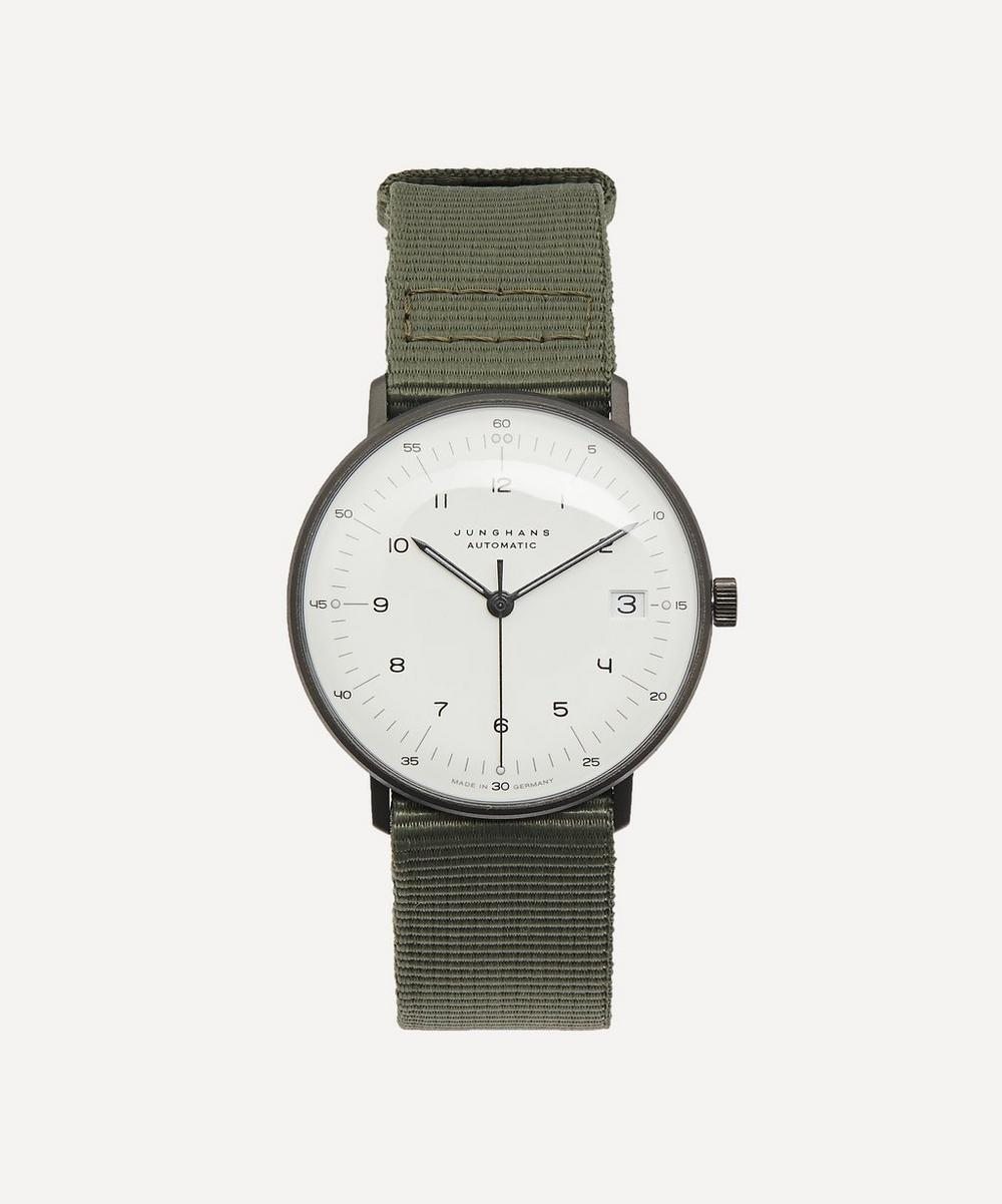 Junghans - Max Bill Kleine Automatic Watch