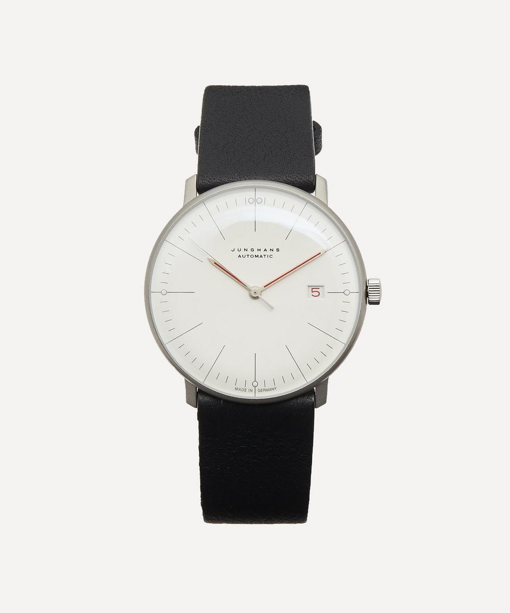 Junghans - Max Bill Automatic Bauhaus Watch