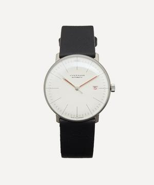 Max Bill Automatic Bauhaus Watch