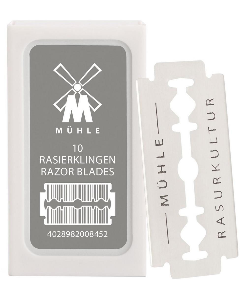 MÜHLE - Safety Razor Blades 10 Pack