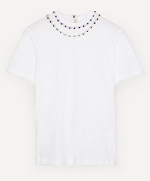 Flower Crystal T-Shirt