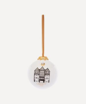 Dated Liberty Bone China 2020 Bauble