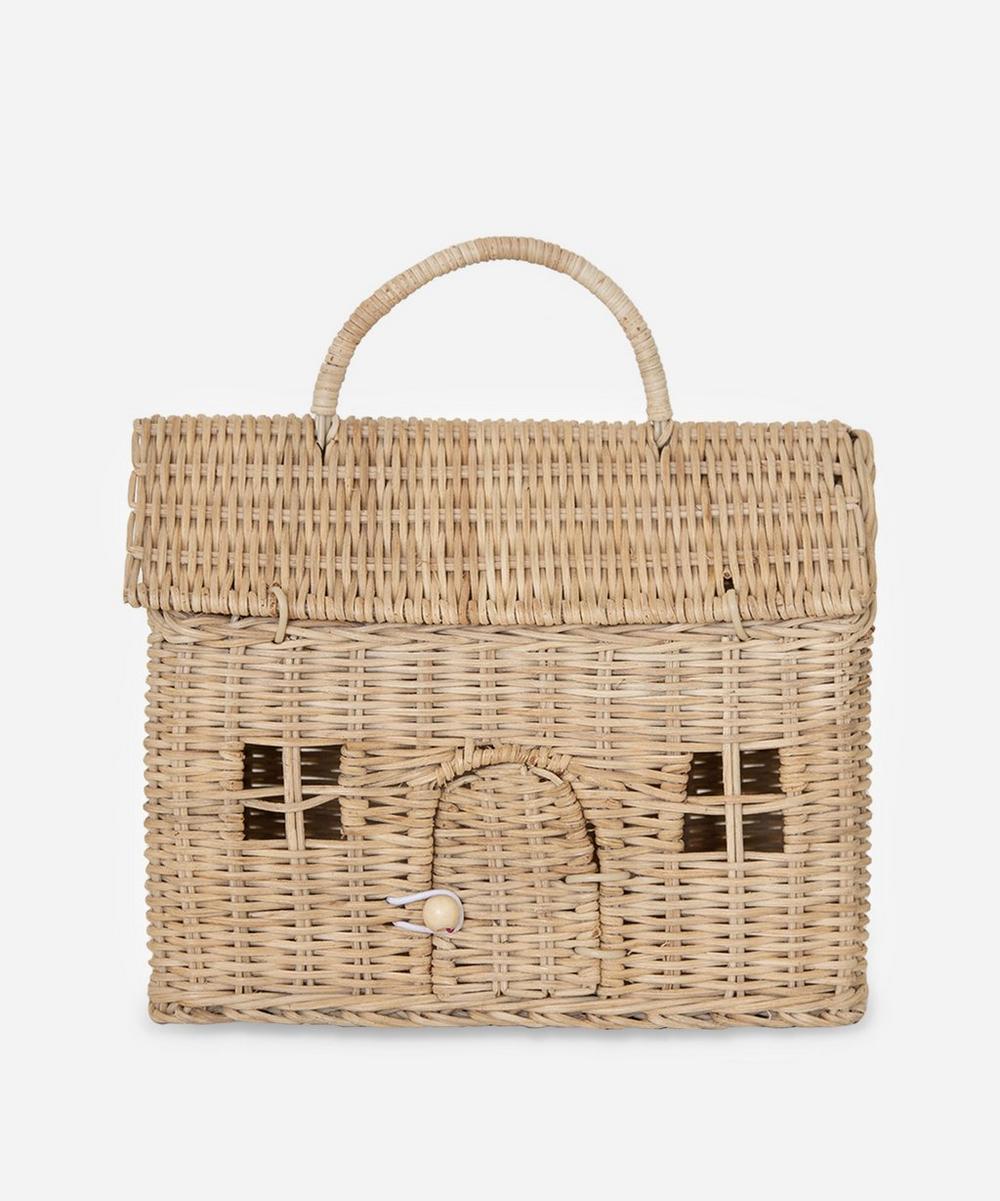 Olli Ella - Casa Straw Bag