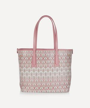 Iphis Cherry Blossom Little Marlborough Canvas Tote Bag