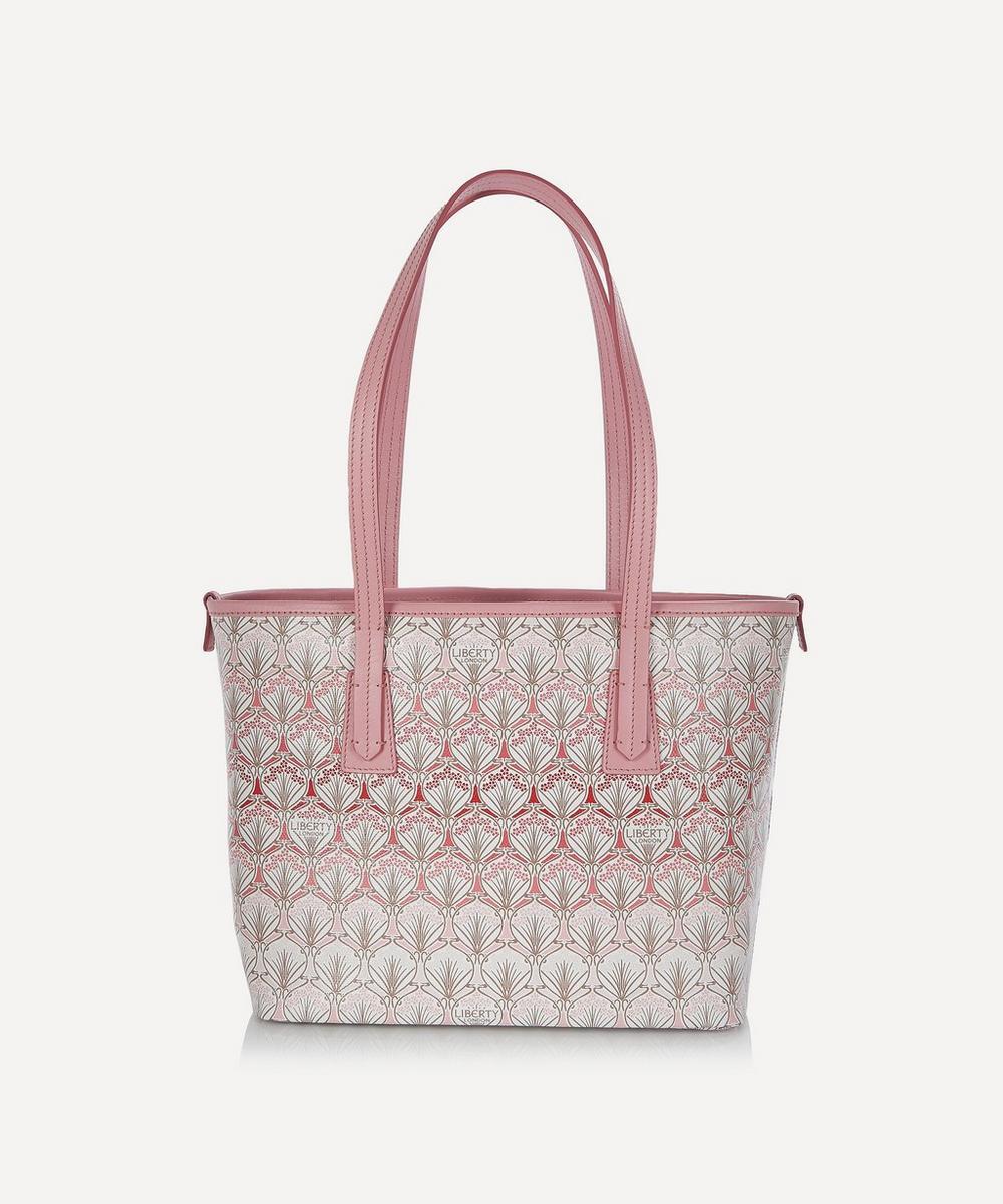 Liberty - Iphis Cherry Blossom Petite Marlborough Canvas Tote Bag