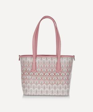 Iphis Cherry Blossom Petite Marlborough Canvas Tote Bag