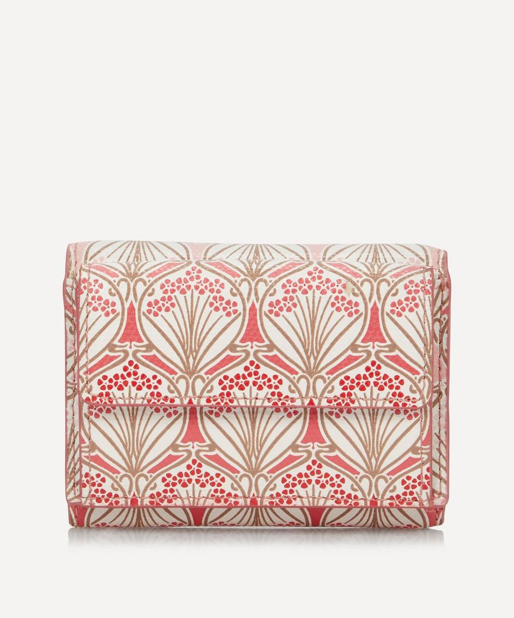 Liberty - Iphis Cherry Blossom Canvas Mini Trifold Wallet