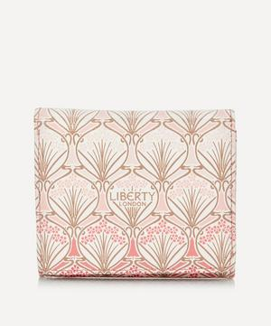 Iphis Cherry Blossom Canvas Double Wallet
