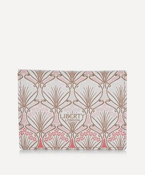 Iphis Cherry Blossom Canvas Travel Card Holder