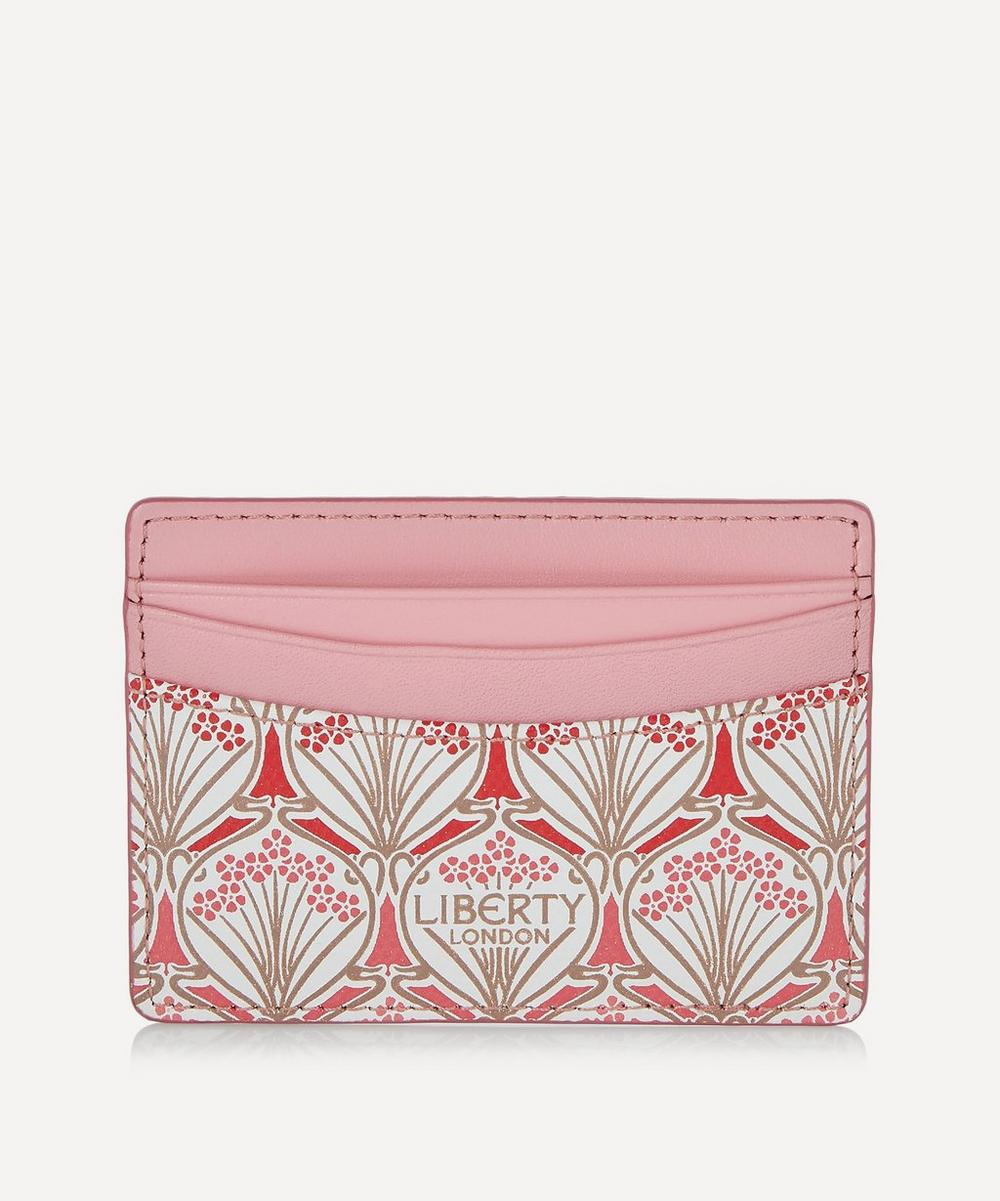 Liberty - Iphis Cherry Blossom Canvas Card Holder