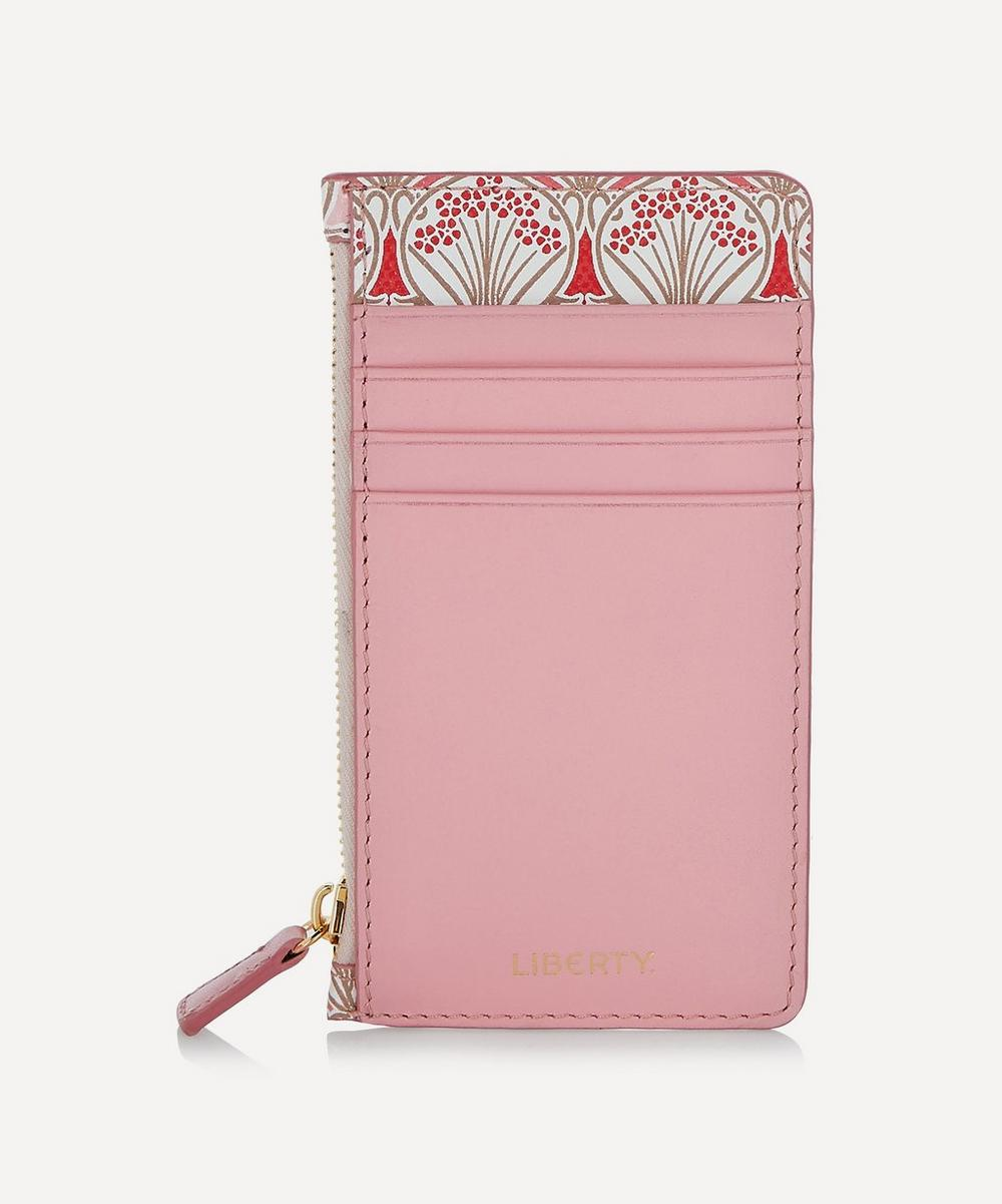 Liberty - Iphis Cherry Blossom Canvas Card Purse