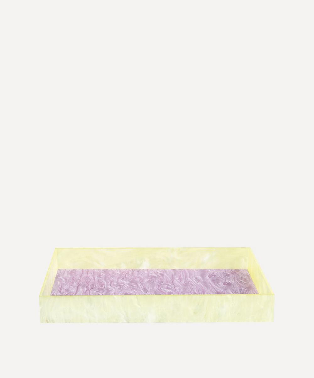 Klevering - Lila Pastel Tray