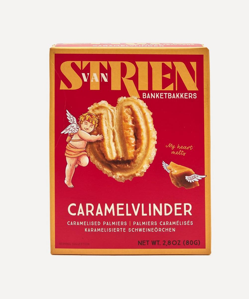 Van Strien - All Butter Caramelised Palmiers 80g