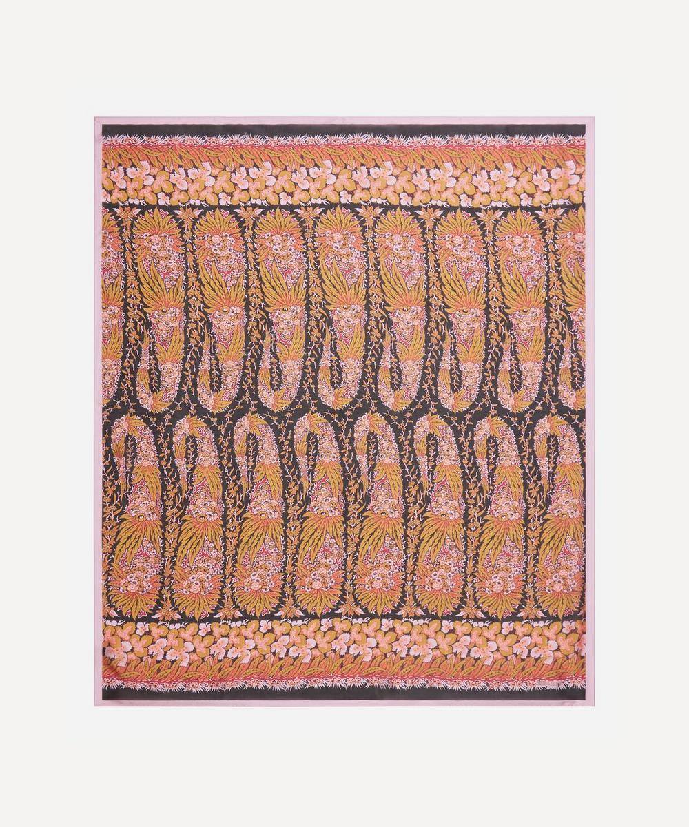 Liberty - Audrey 110 x 130cm Silk Molare Scarf