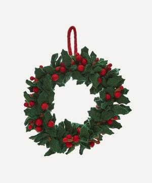 Small Holly Wreath