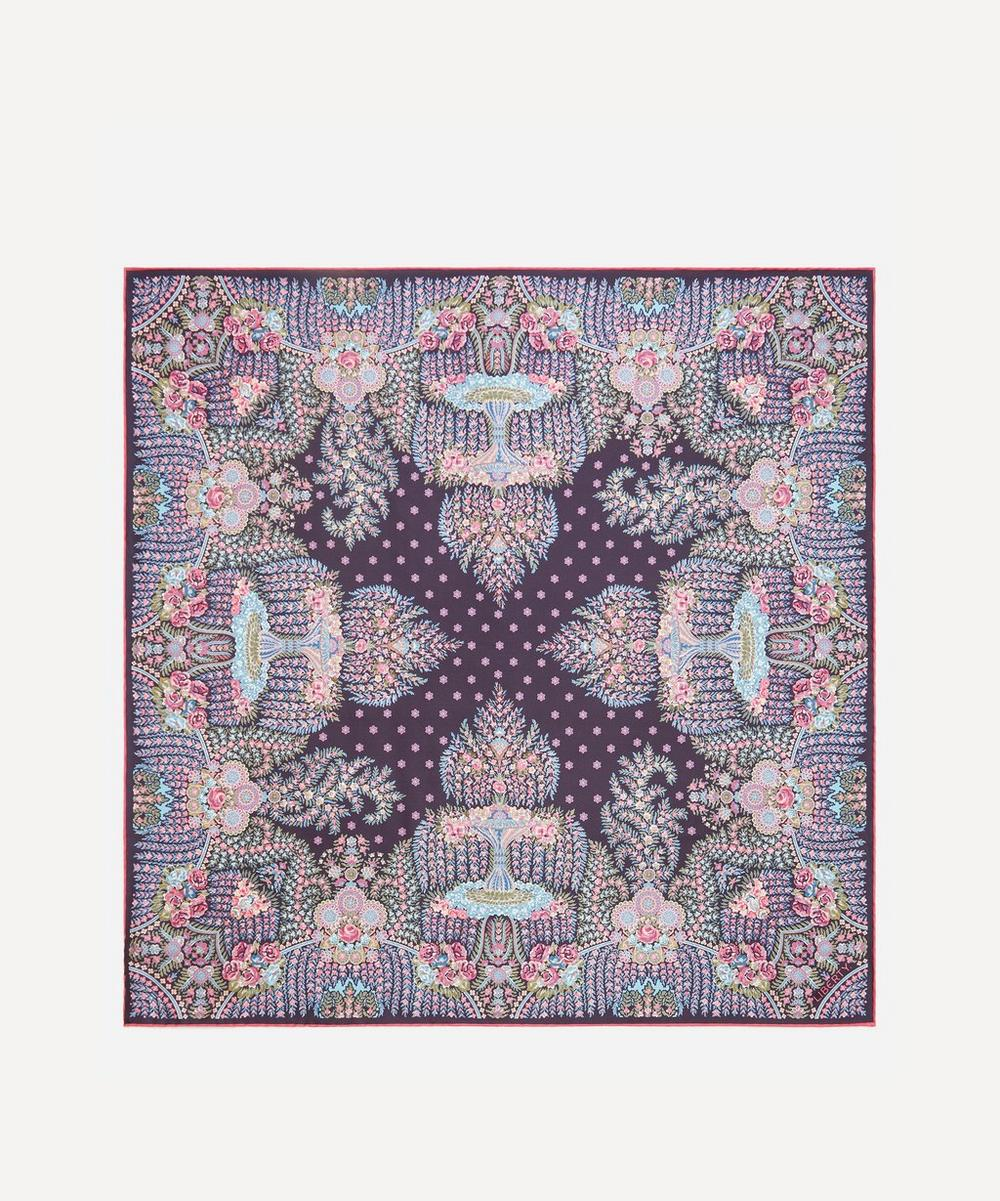 Liberty - Seraphina 90 x 90cm Silk Twill Scarf