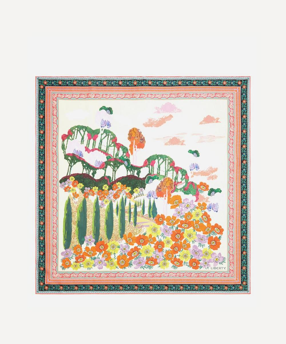 Liberty - Bianca 90 x 90cm Silk Twill Scarf