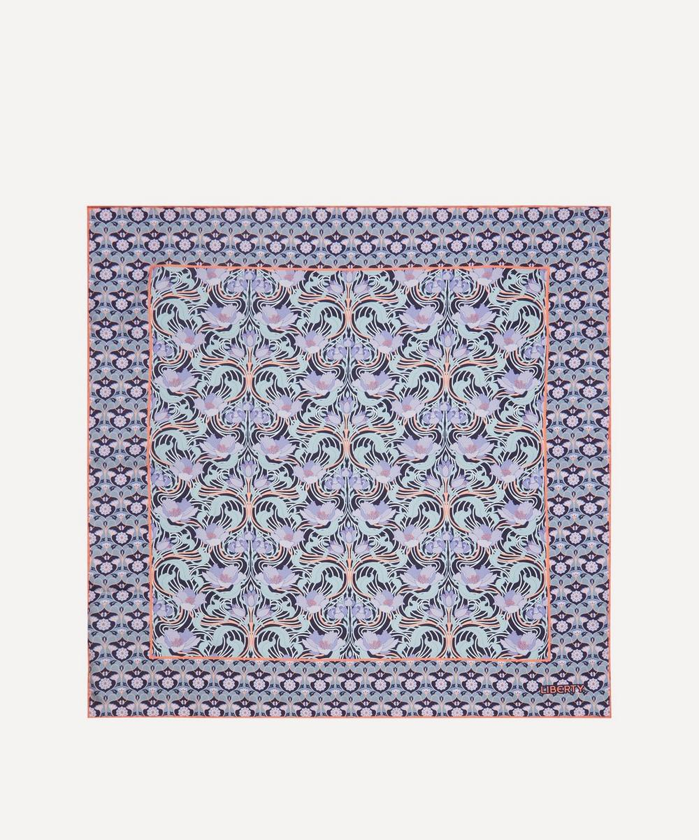 Liberty - Alicia 70 x 70cm Silk Twill Scarf