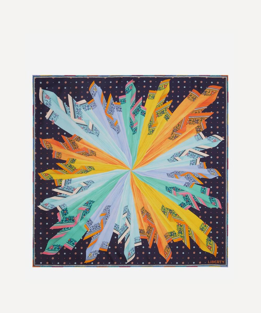 Liberty - Natalie 70 x 70cm Silk Twill Scarf