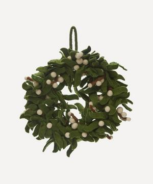 Small Mistletoe Wreath