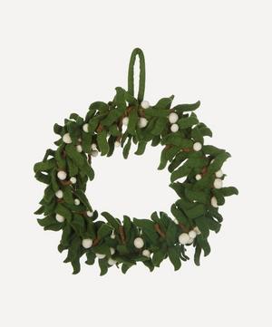 Large Mistletoe Wreath