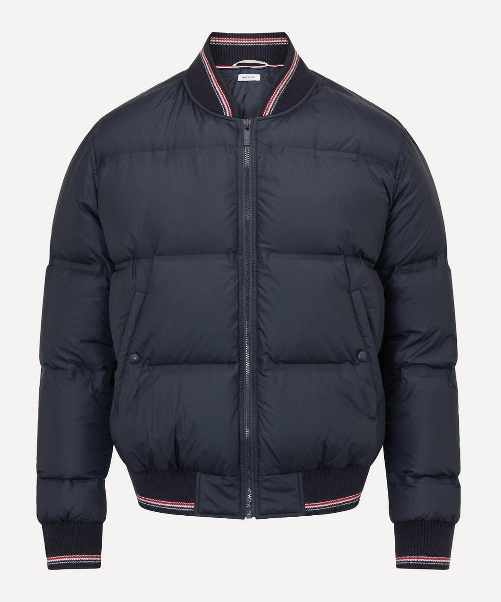 Thom Browne - Nylon Down-Filled Bomber Jacket