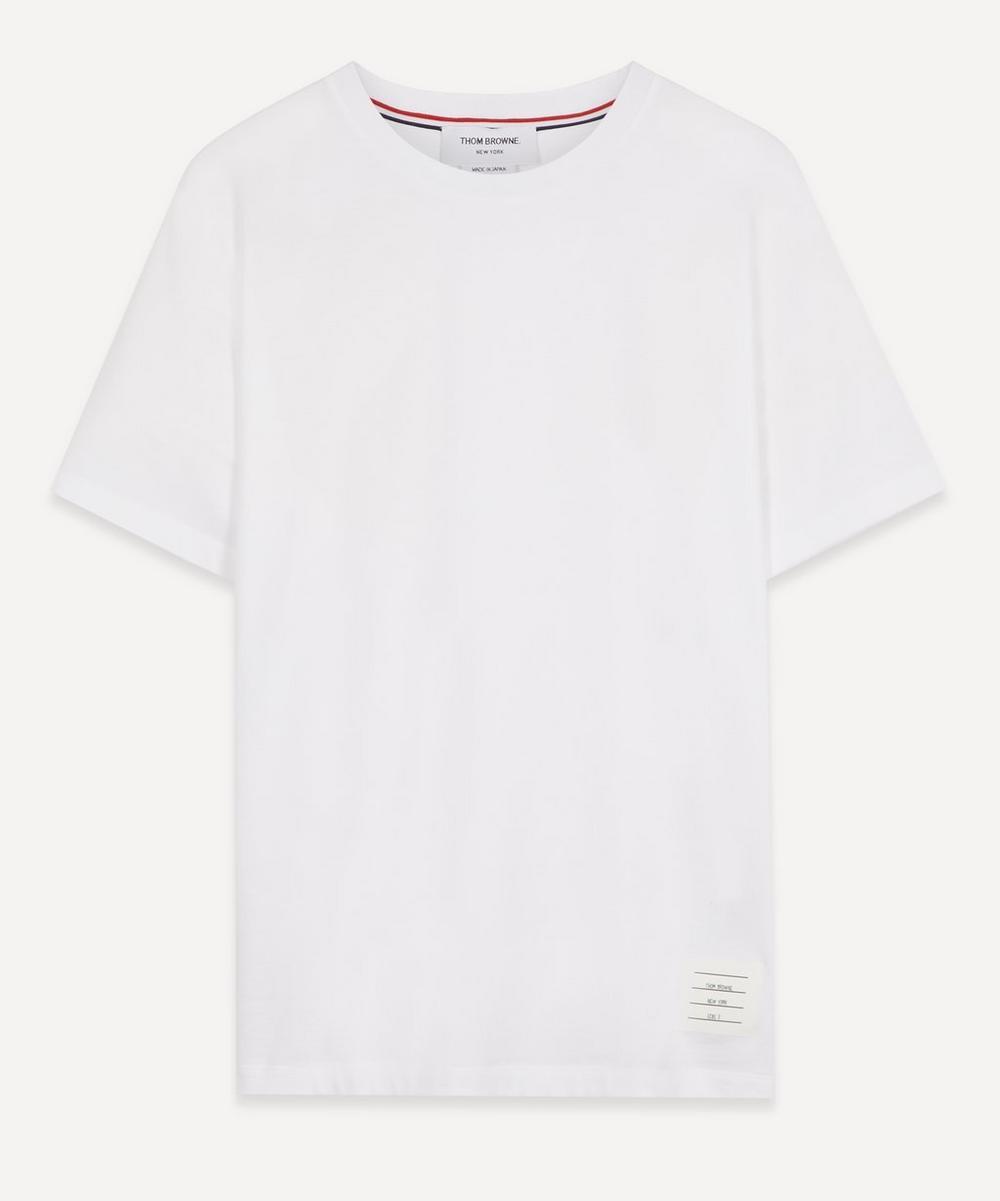 Thom Browne - Side Split Cotton T-Shirt