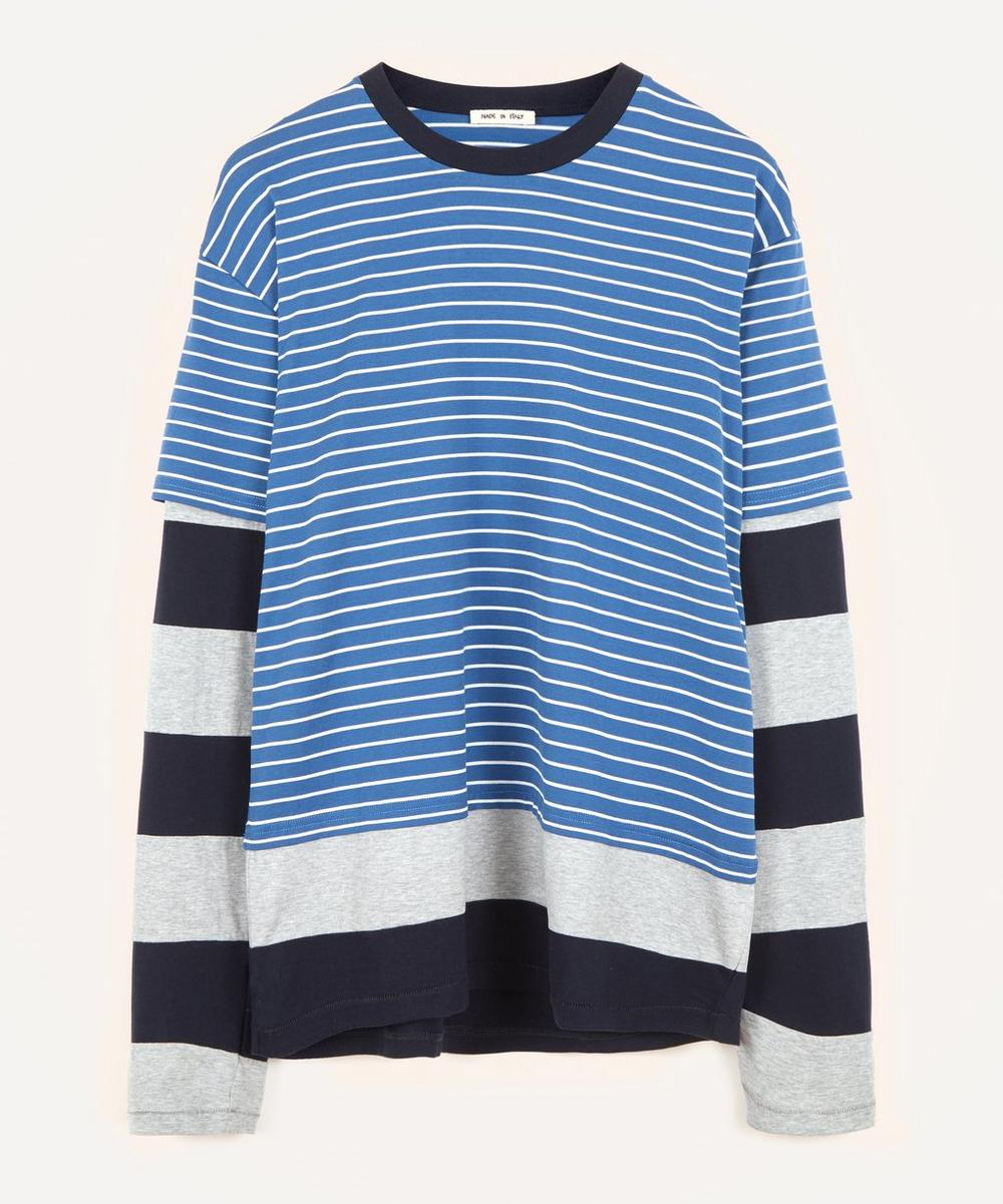 Marni - Fine and Bold Stripe T-Shirt