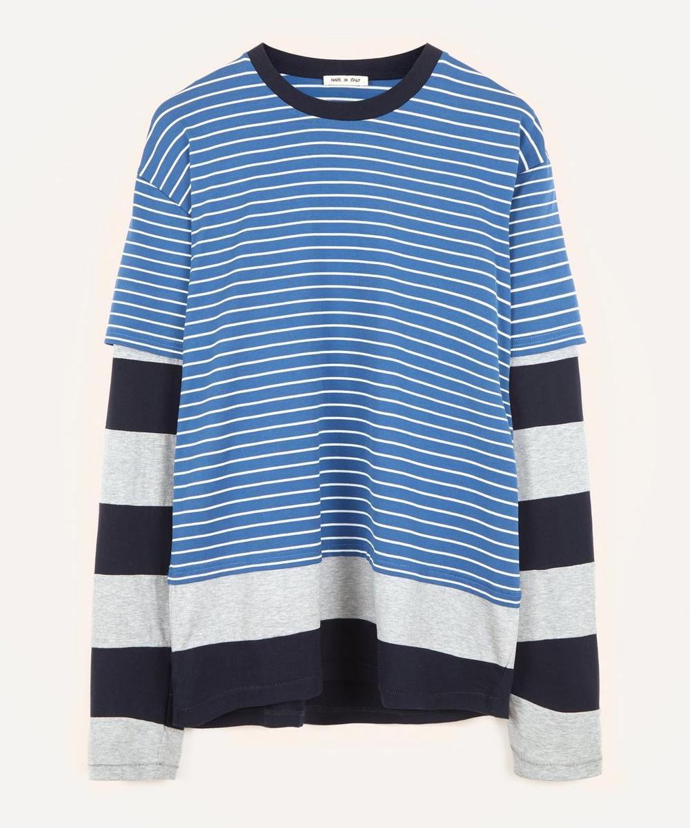Marni - Fine and Bold Stripe T-Shirt