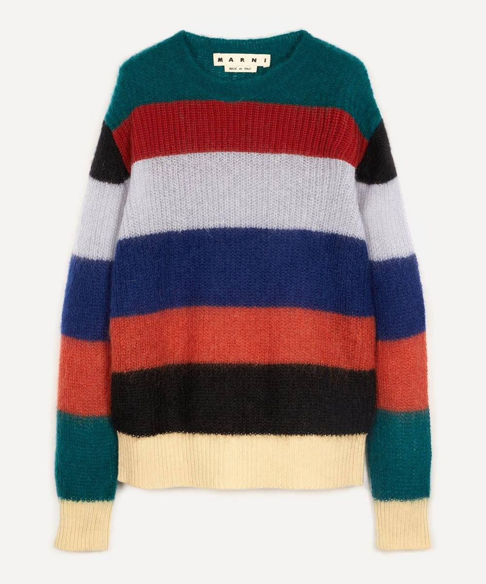 Marni - Bold Stripe Knitted Jumper