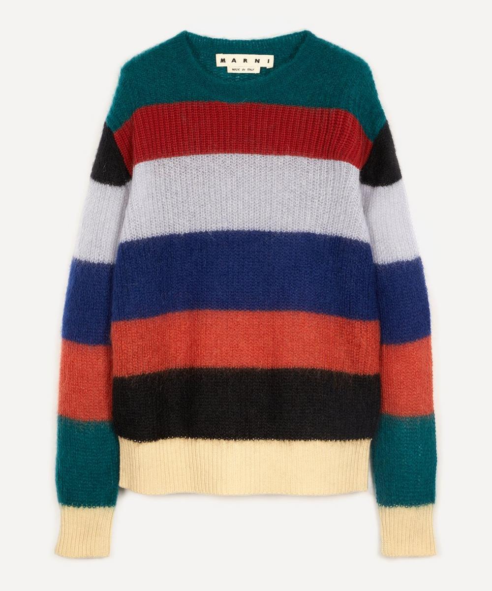 Marni - Bold Stripe Knitted Jumper