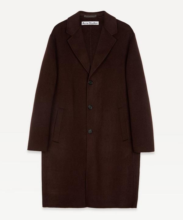 Acne Studios - Dali Double-Faced Wool Coat