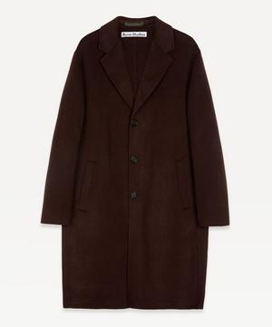 Dali Double-Faced Wool Coat