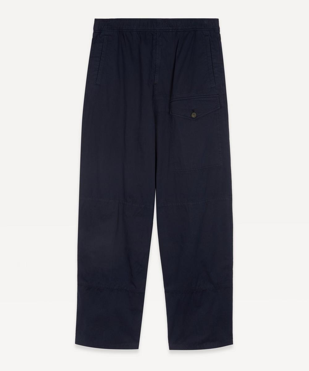Acne Studios - Knee Pocket Straight-Leg Cotton Trousers