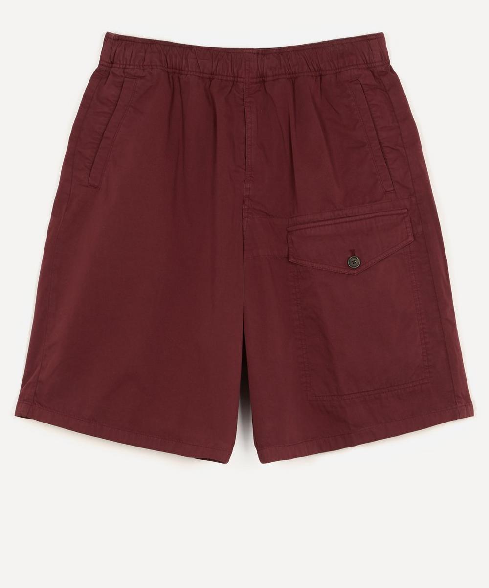 Acne Studios - Wide-Leg Cotton Shorts