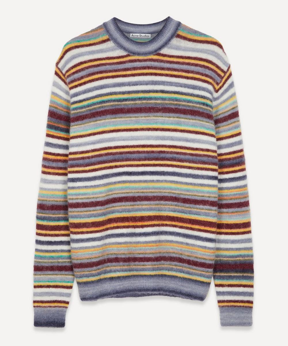 Acne Studios - Multicolour Alpaca-Blend Jumper