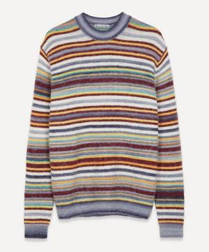 Multicolour Alpaca-Blend Jumper