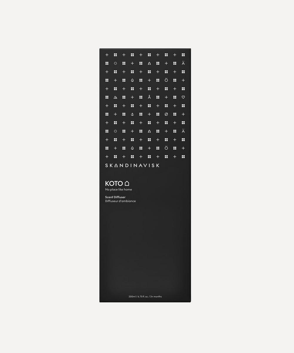 Skandinavisk - KOTO Reed Diffuser 200ml