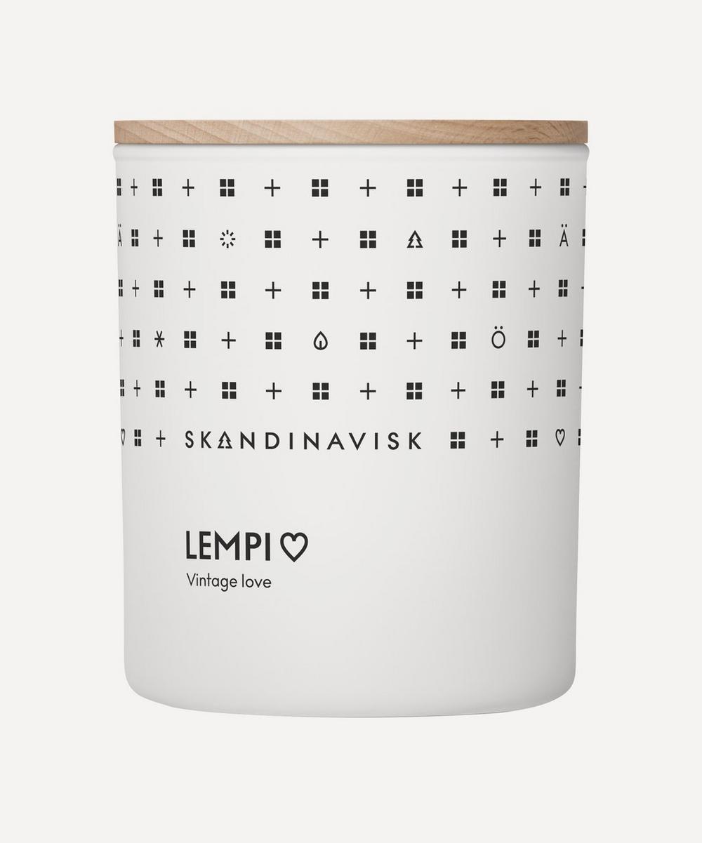 Skandinavisk - LEMPI Scented Candle 200g