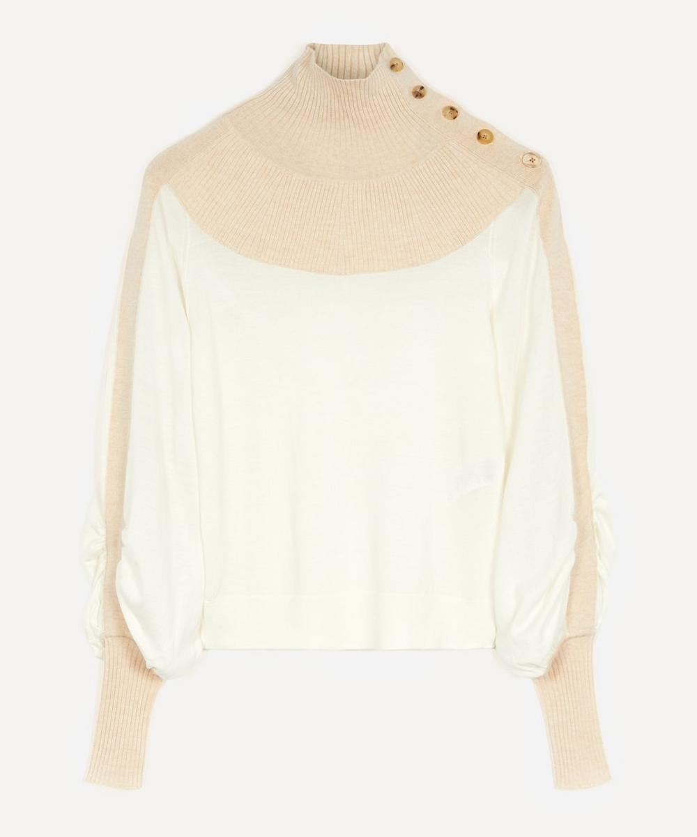 Chloé - Light Turtleneck Jumper