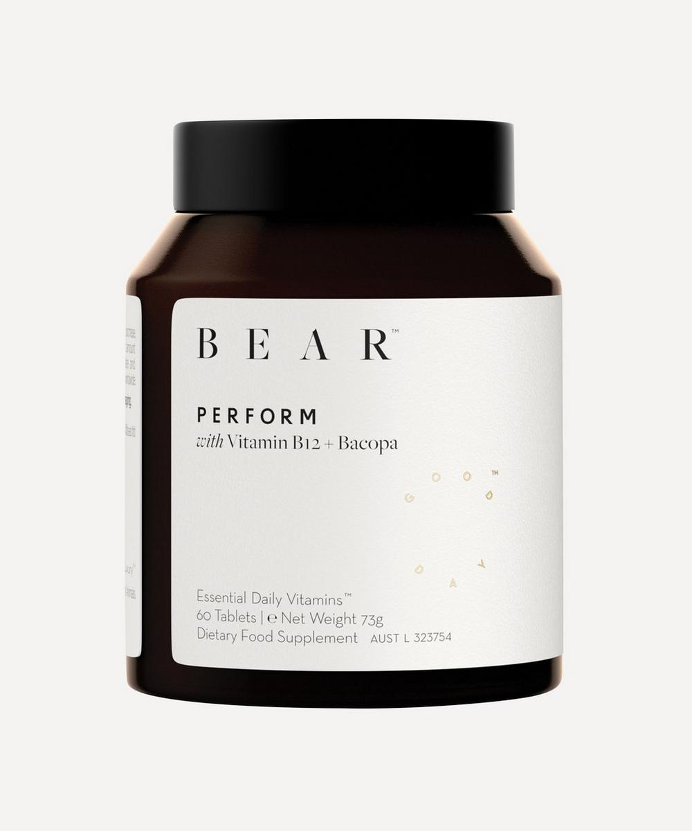 BEAR - PERFORM Essential Daily Vitamins 60 Tablets