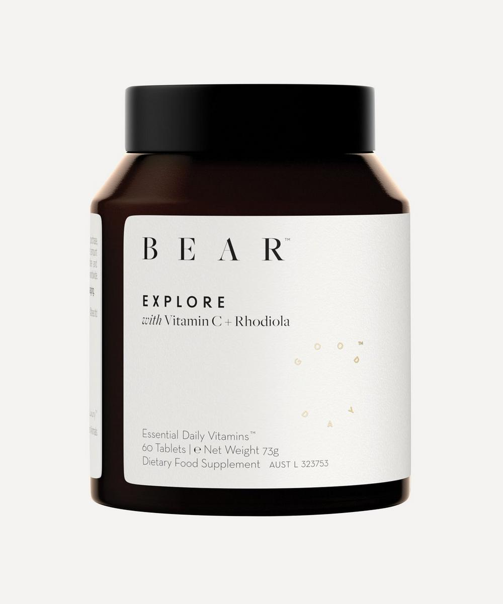 BEAR - EXPLORE Essential Daily Vitamins 60 Tablets