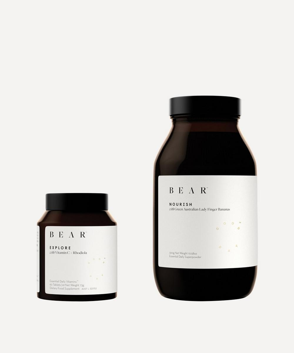 BEAR - EXPLORE & NOURISH Immunity Duet