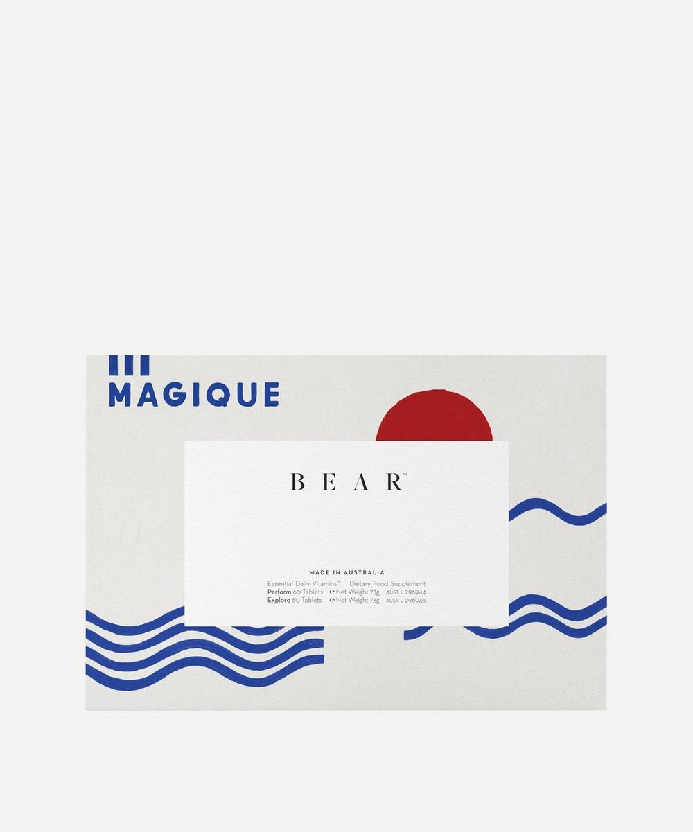 BEAR - PERFORM & EXPLORE Magique Duet