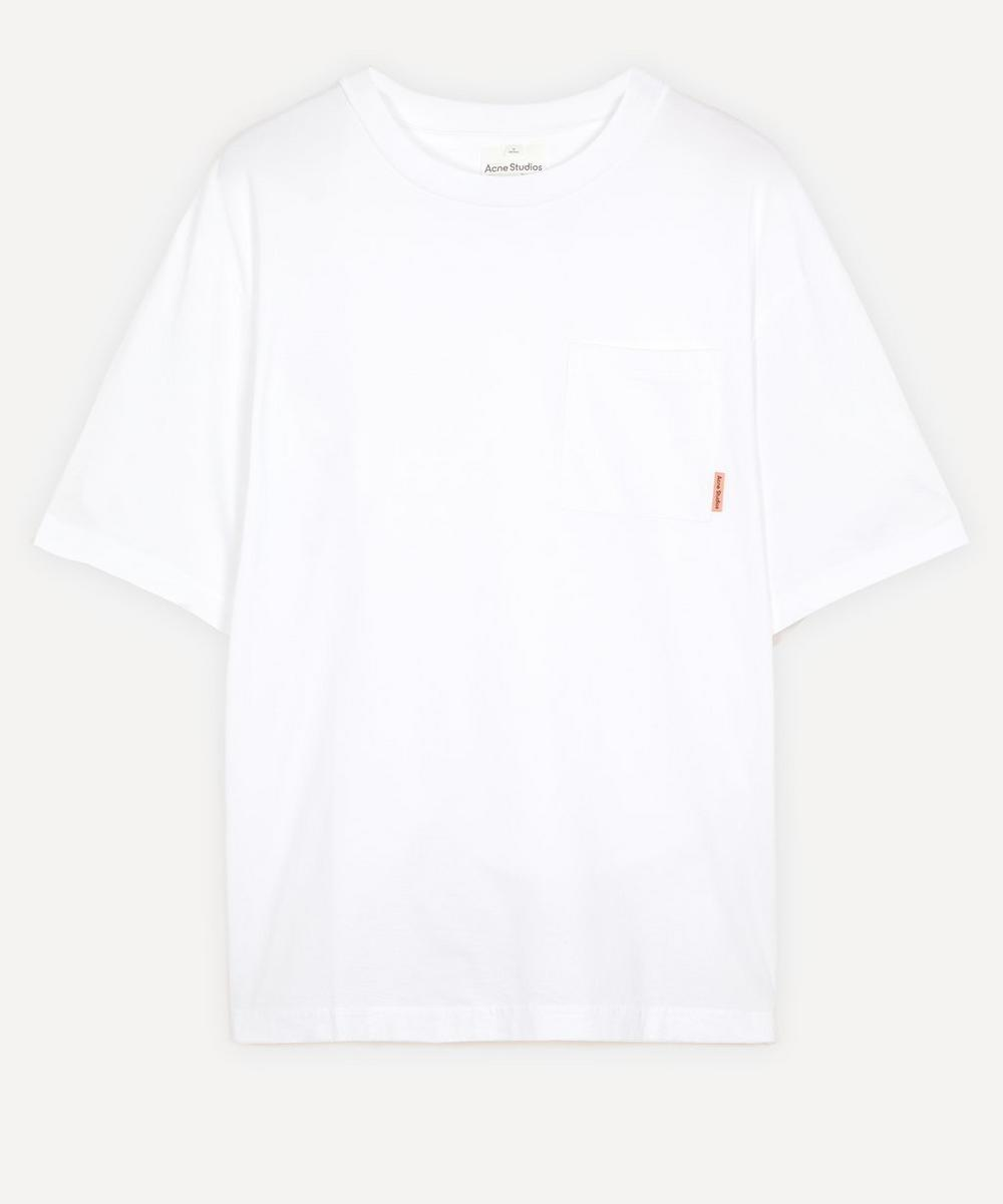 Acne Studios - Loose Fit Pink Label T-Shirt