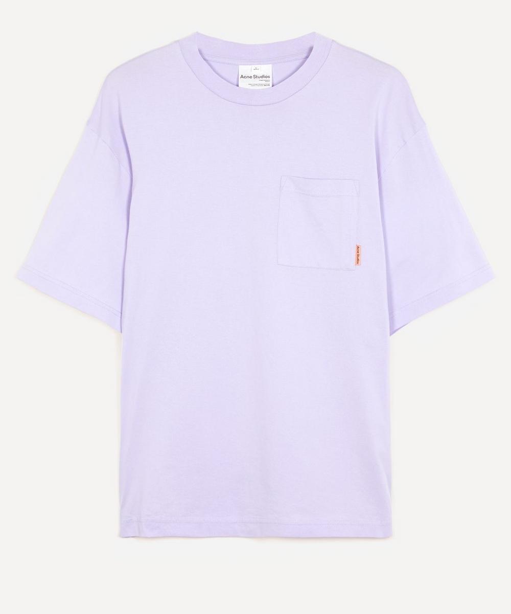 Acne Studios - Loose Fit Pink Label T-Shirt