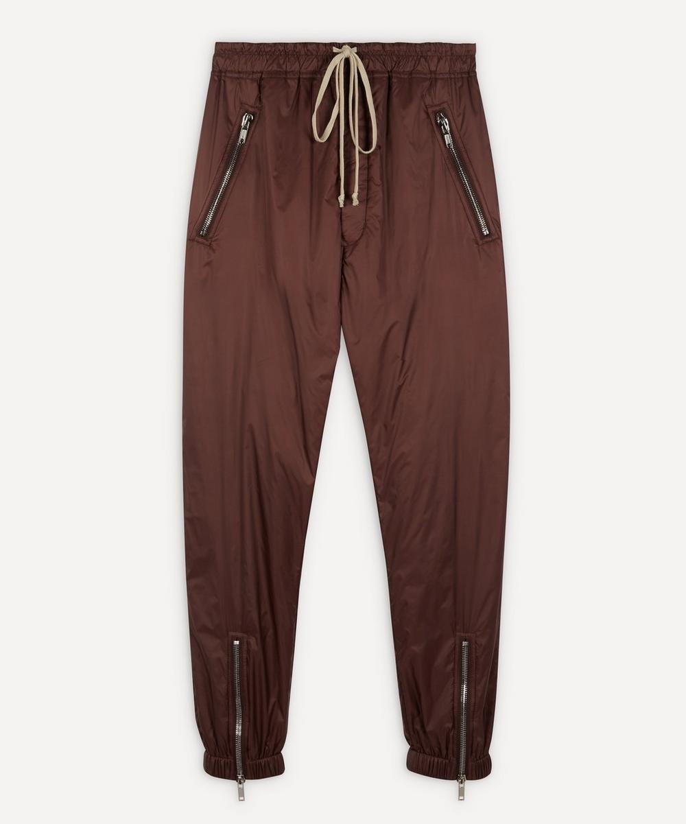 Rick Owens - Padded Wool-Blend Track Trousers