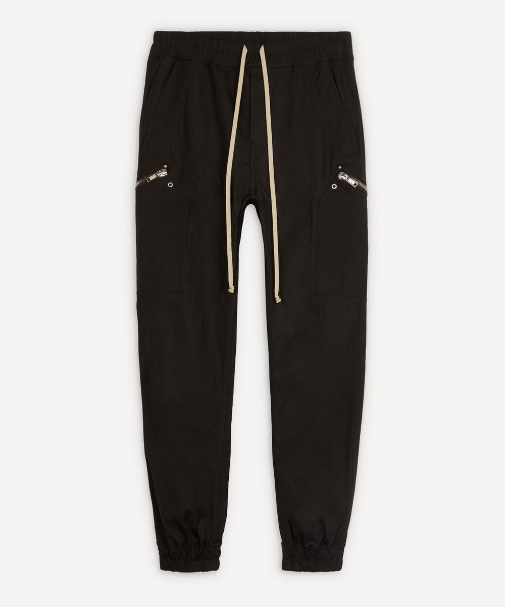 Rick Owens - Drop-Crotch Cargo Trousers